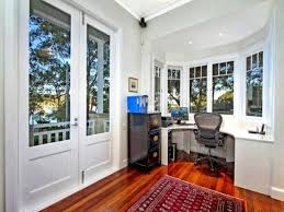 bay window desk i love how the desk is integrated into the bay window diy bay window desk
