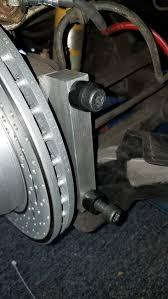 Time Sert Repair Of Caliper Mounting Hole Rennlist