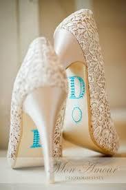blue i do wedding shoe rhinestone applique diy heels ideas
