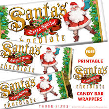 Paper (just plain ol' copy paper). Party Planning Free Printable Christmas Chocolate Wrappers