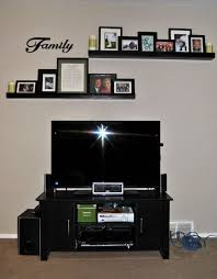 Small Picture Best 25 Above tv decor ideas on Pinterest Wall decor above tv