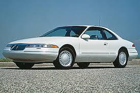 lincoln mark viii consumer guide auto 1996 lincoln mark viii