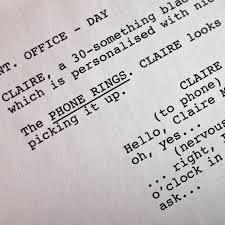 Screenplay Analysis - Warren Goldie