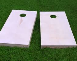 Wooden Bean Bag Toss Game Cornhole boards Etsy 60