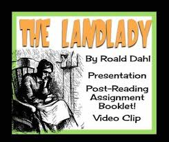 best landlady images short stories roald dahl  the landlady by roald dahl