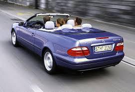 Buyer's Guide: Mercedes-Benz A208 CLK Cabriolet (1998-03)