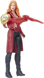 Marvel Avengers: Infinity War Scarlet Witch with Infinity Stone: Amazon.it:  Giochi e giocattoli