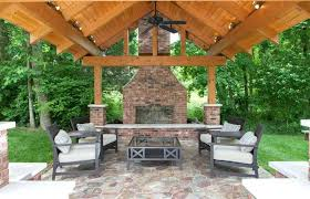 home elements and style medium size covered outdoor fireplace ideas small fireplaces kitchen with covered