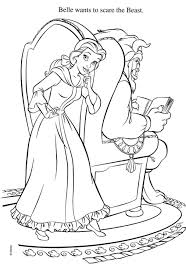 Small Picture And the beast rose coloring pages and the beast coloring pages
