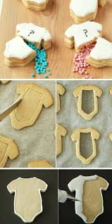 diy baby shower baby shower gender reveal cookies baby shower ideas for boys for tutorial