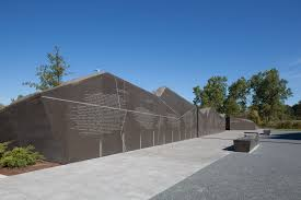 Victor E Design Build Landscape Building The Canadian Firefighters Memorial Integration Of