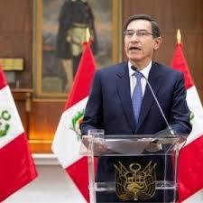 Perú: Cerrar el Parlamento convierte a Vizcarra presidente más popular