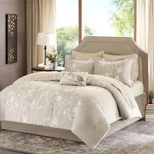 sonora 9 piece complete bed set essentials by madison park essentials mpe10 016