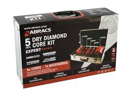 Diamond-Core-Drill--Accs,-Diamond-Core-Drill-Sets