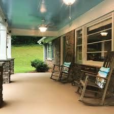 blue porch ceilings is it true they