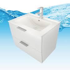 Waschtisch Mit Waschbecken Unterschrank Gently 2 Real
