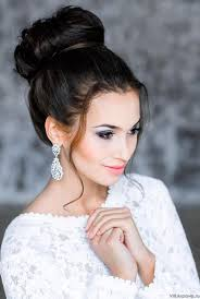 31 gorgeous wedding makeup & hairstyle ideas for every bride Beautiful Wedding Makeup gorgeous wedding hairsytles with beautiful bridal makeup beautiful wedding makeup looks