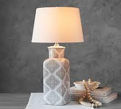 lighting for a bedroom. Langley Ceramic Urn Lamp $249 Lighting For A Bedroom
