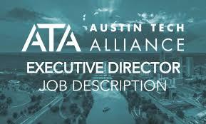 director job description austin tech alliance executive director job description ata