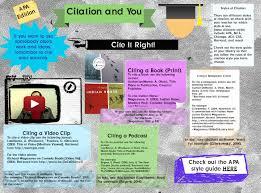 Citation And You Citation Citation And You Edu210 En Language