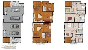 color floor plans with dimensions. Wonderful Floor Floor Plan Renderings For Color Floor Plans With Dimensions E