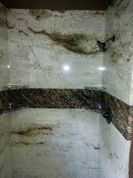 granite shower walls granite shower cream granite accented with stormy night granite granite shower wall installation granite shower walls