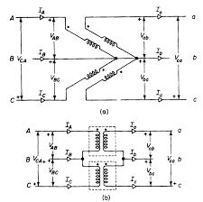 open delta or v v connection Delta Transformers Diagrams Delta Transformers Diagrams #53 delta transformer diagram