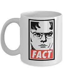 the office merchandise. Dwight Schrute FACT By Trinkets \u0026 Novelty The Office Merchandise. This 11-oz Tv Show Inspired Michel Scott Jim Coffee Mug Is Perfect For Merchandise