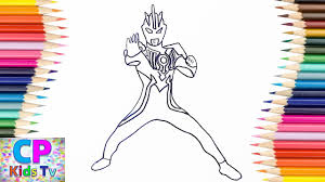 color in pictures for kids 2. Modren Color Ultraman Orb Coloring Pages For Kids 2 How To Color  Fun Throughout In Pictures For 2