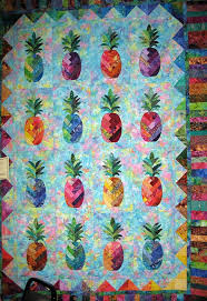Pineapple / Quilting Gallery | Quilting | Pinterest | Hawaiian ... & Pineapple / Quilting Gallery Adamdwight.com