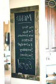 kitchen blackboard chalkboard ideas diy creative for personalized signs