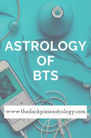 Astrology Of Bts