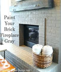 fireplace painting ideas interior best brick fireplace and wall ideas images