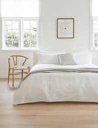 Scan Design Bedroom Furniture White Scandinavian Bedroom Design With White Fabrics Color And A