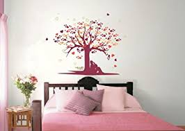 Small Picture Buy Asian Paints Nilaya Tree of Love Wall Stickers Online at Low