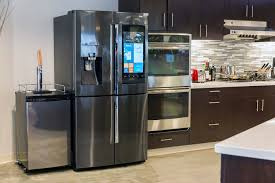 samsung tv fridge. samsung family hub review tv fridge s