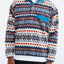 Patagonia Patterns Beauteous Patagonia Synchilla SnapT Fleece From Urban Outfitters Winter