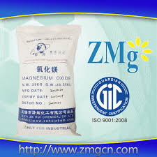 Light Magnesium Oxide Manufacturers China Supplier High Purity Magnesium Oxide Powder With High