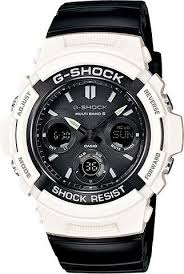 17 best images about time piece rolex casio g mens g shock white and black series multiband 6 watch awg m100gw