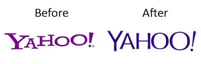 yahoo logo flat. Simple Yahoo Yahoo Went All Out When Revealing Its New Logo By Having 30 Days Of  Logos Until It Revealed The U0027bigu0027 Change That Fell Flat Inside Logo Flat S