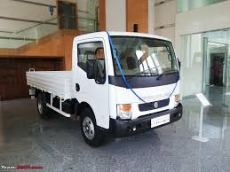 Ashok Leyland Light Commercial Vehicles Ashok Leyland Launches Partner And Mitr Buses Team Bhp