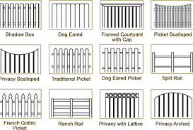 wood fence drawing. 604x410 Central Georgia Fence Wood Fences Drawing GetDrawings.com