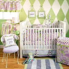 lime green and purple bedding purple nursery bedding 5 appealing purple nursery bedding and green crib