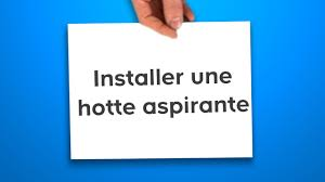 Installer Une Hotte Aspirante Castorama Youtube