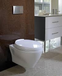 Aquia Wall-Hung Dual-Flush Toilet, 1.6 GPF & 0.9 GPF, Elongated Bowl