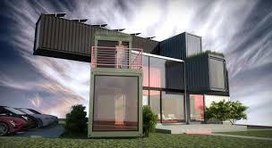 This concept design is for a Sales and Display centre for a tower  development in Surfer's Paradise. Check out our adventures with containers  below