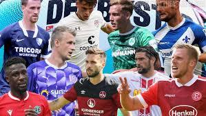Liga eine eigene meisterschale um deren beeindruckende leistung gerecht zu würdigen. 2 Bundesliga 20 21 Kits Overview Just Hamburg Missing Footy Headlines