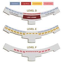 Pasadena Civic Auditorium Seating Chart 51 Faithful Rose Bowl Detailed Seating Chart
