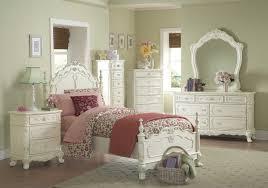 White Furniture Bedroom Homelegance Cinderella Bedroom Collection Ecru B1386