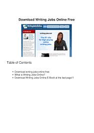 writing jobs online jpg cb   writing jobs online table of contents writing jobs online what is writing